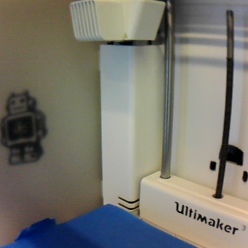 Chicago Ultimaker 3d printing cam