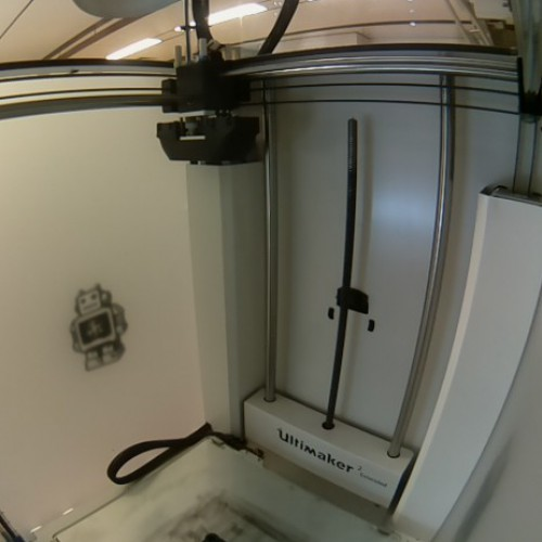 3D printer in Oldenburg webcam