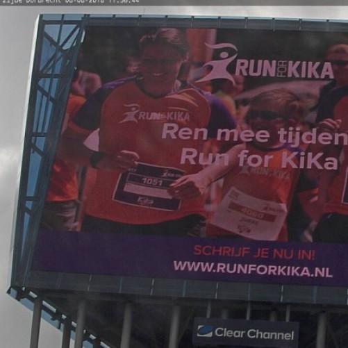 Billboard in Hoogeveen